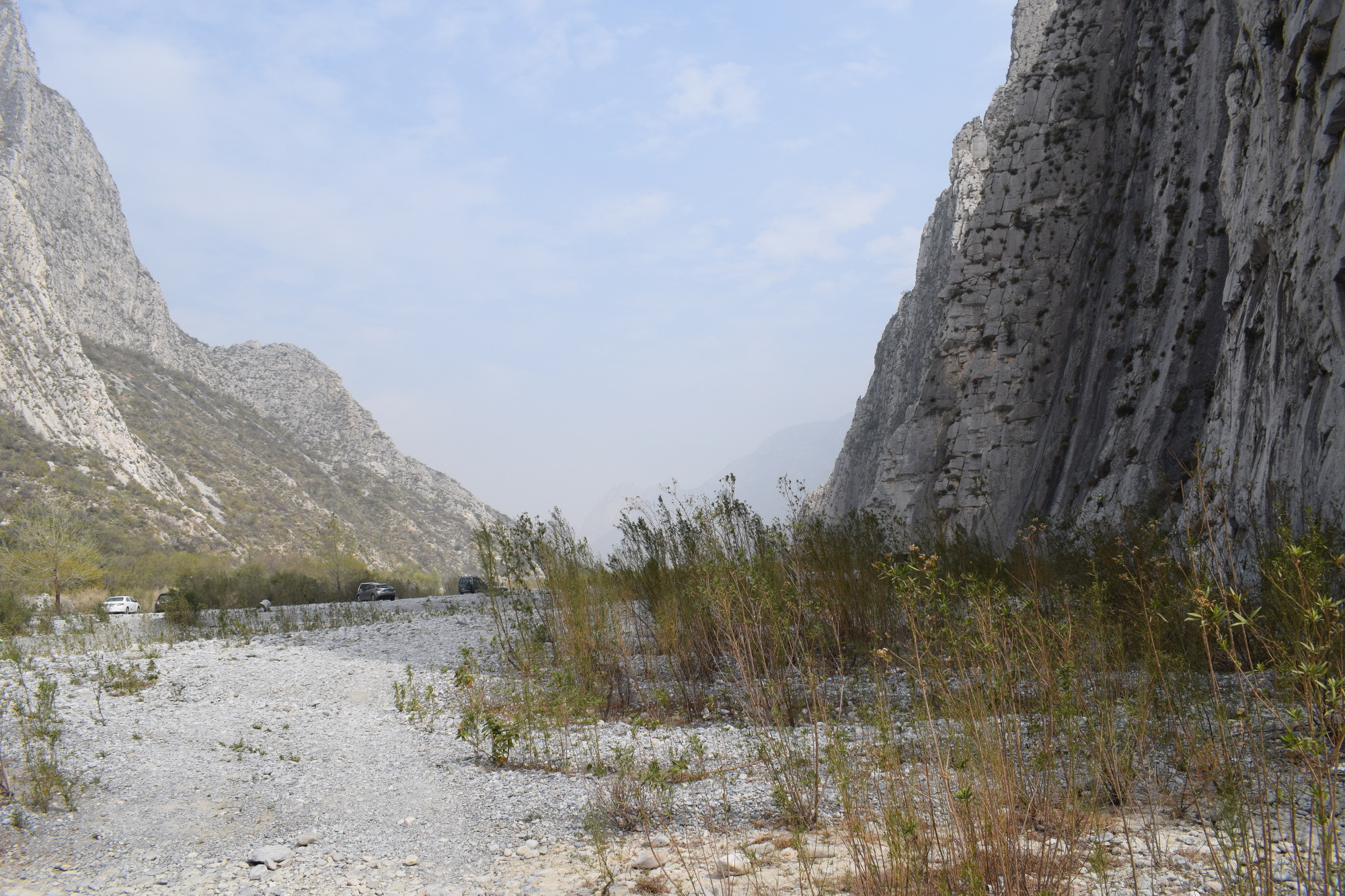 Huasteca Canyon