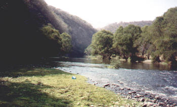 Rio Ayuquila, Jalisco. Photo By Ivan Dibble