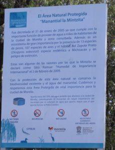 Entrance to La Minzita.